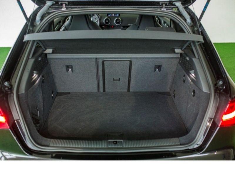 Audi S3 2.0 TFSI 300 Noir occasion à Beaupuy - photo n°9
