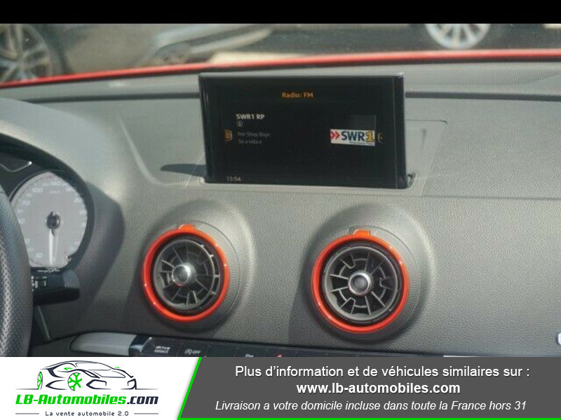 Audi S3 2.0 TFSI 310 S tronic 7 Quattro Rouge occasion à Beaupuy - photo n°7