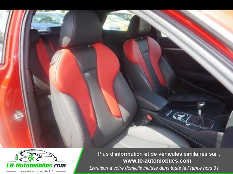 Audi S3 2.0 TFSI 310 S tronic 7 Quattro Rouge occasion à Beaupuy - photo n°5