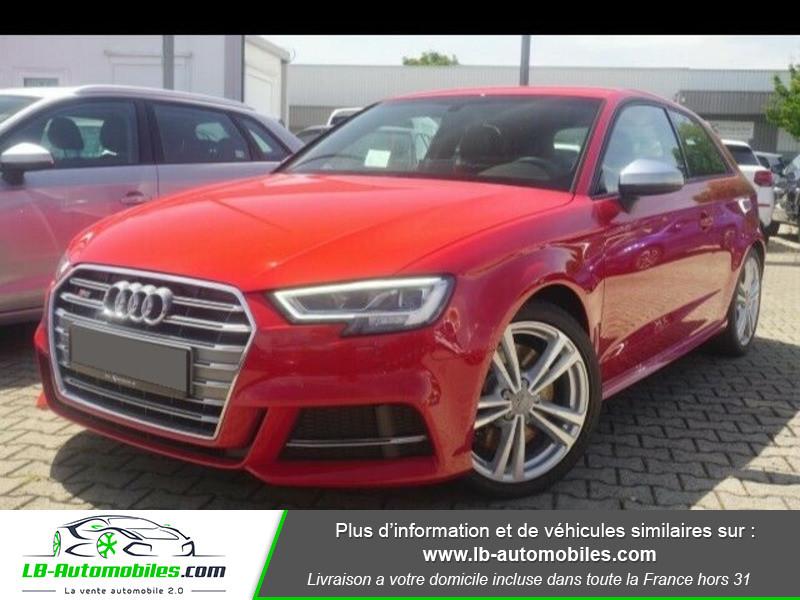 Audi S3 2.0 TFSI 310 S tronic 7 Quattro Rouge occasion à Beaupuy