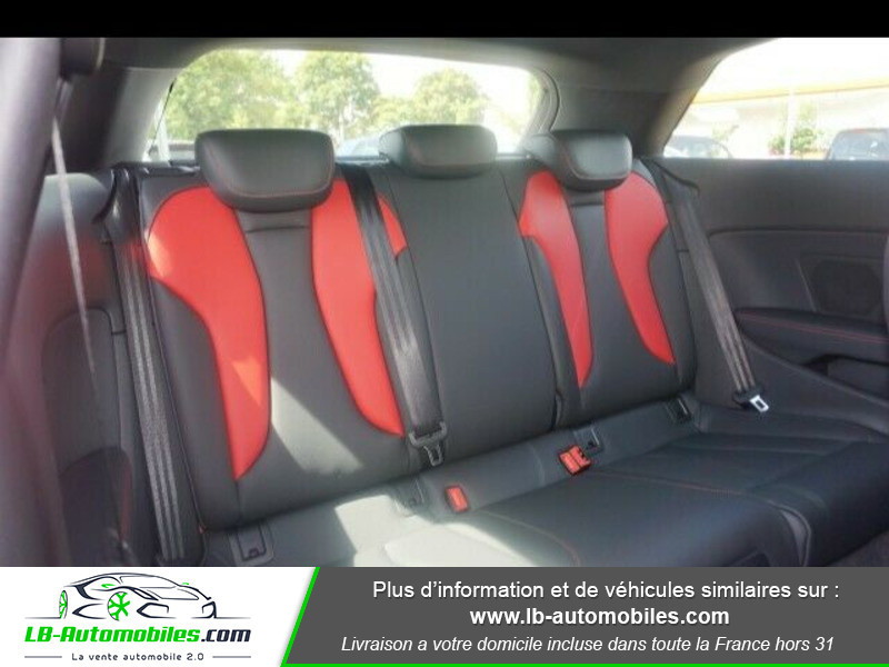 Audi S3 2.0 TFSI 310 S tronic 7 Quattro Rouge occasion à Beaupuy - photo n°6