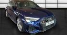 Audi S3 2.0 TFSI 310ch quattro S tronic 7 Bleu à La Rochelle 17