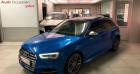 Audi S3 50 TFSI 300ch quattro S tronic 7 Euro6d-T Bleu à Paris 75
