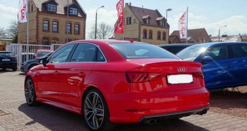 Audi S3 Berline 2.0 TFSI 300ch quattro S tronic 6 Rouge occasion à Boulogne-Billancourt - photo n°2