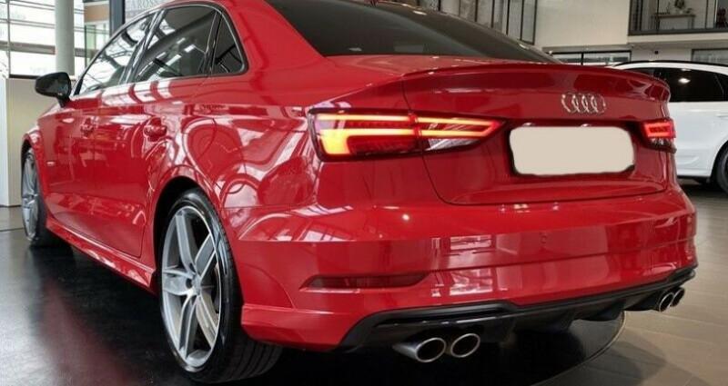 Audi S3 Berline III 2.0 TFSI 310ch Q S tronic 7 Rouge occasion à Boulogne-Billancourt - photo n°2