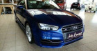 Audi S3 Cabriolet III 2.0 TFSI 300ch quattro Bleu à LANESTER 56