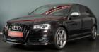 Audi S3 II 2.0 TFSI 265ch quattro S tronic 6 Noir à Boulogne-Billancourt 92