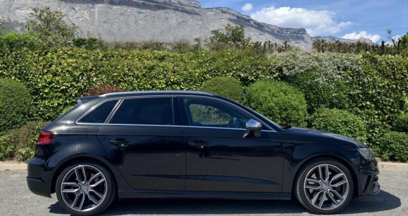 Audi S3 Quattro 2.0 tfsi 300 cv S-tronic Full Noir occasion à Meylan - photo n°4