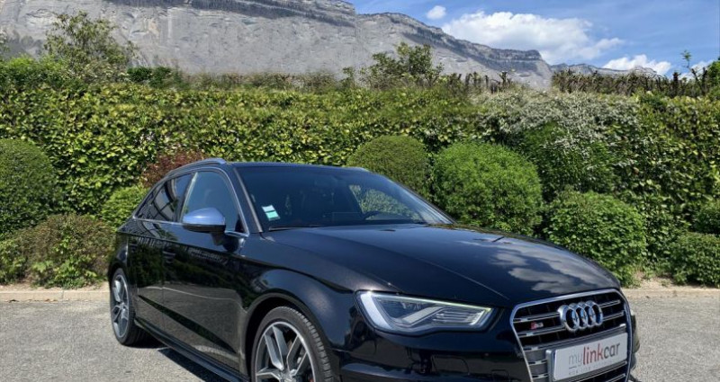 Audi S3 Quattro 2.0 tfsi 300 cv S-tronic Full Noir occasion à Meylan
