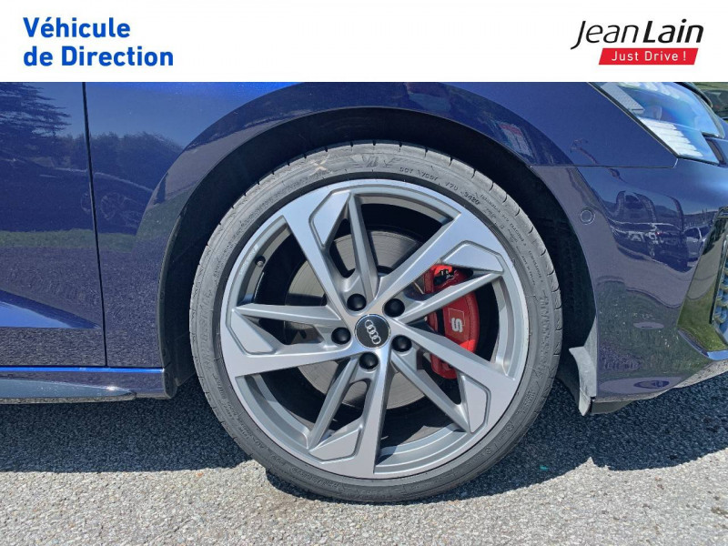 Audi S3 S3 Sportback 53 TFSI 310 S tronic 7 Quattro  5p Bleu occasion à La Motte-Servolex - photo n°9
