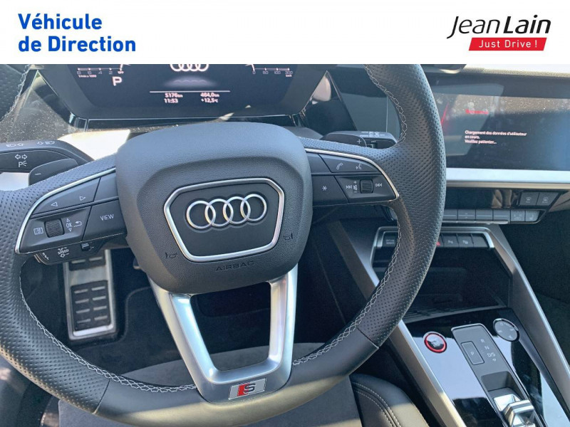 Audi S3 S3 Sportback 53 TFSI 310 S tronic 7 Quattro  5p Bleu occasion à La Motte-Servolex - photo n°12