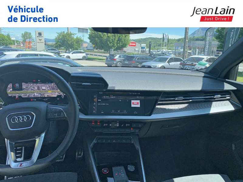 Audi S3 S3 Sportback 53 TFSI 310 S tronic 7 Quattro  5p Bleu occasion à La Motte-Servolex - photo n°18