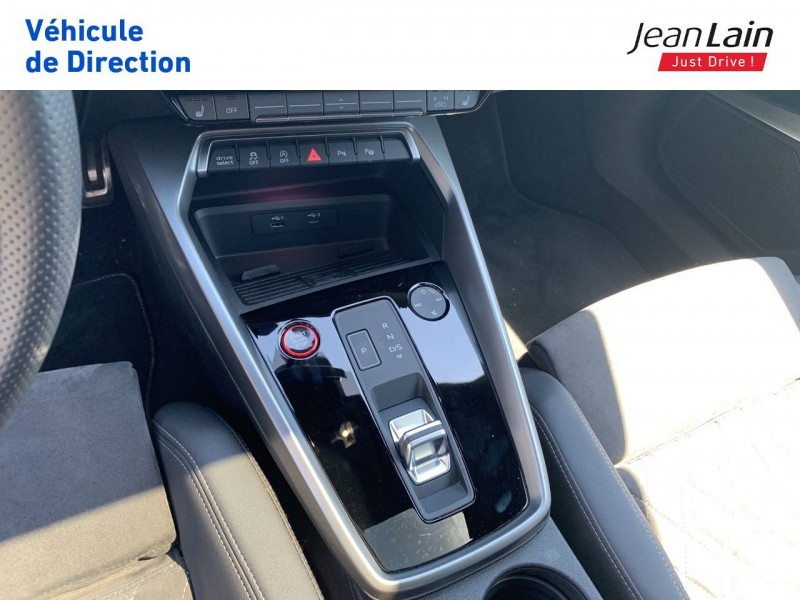 Audi S3 S3 Sportback 53 TFSI 310 S tronic 7 Quattro  5p Bleu occasion à La Motte-Servolex - photo n°13