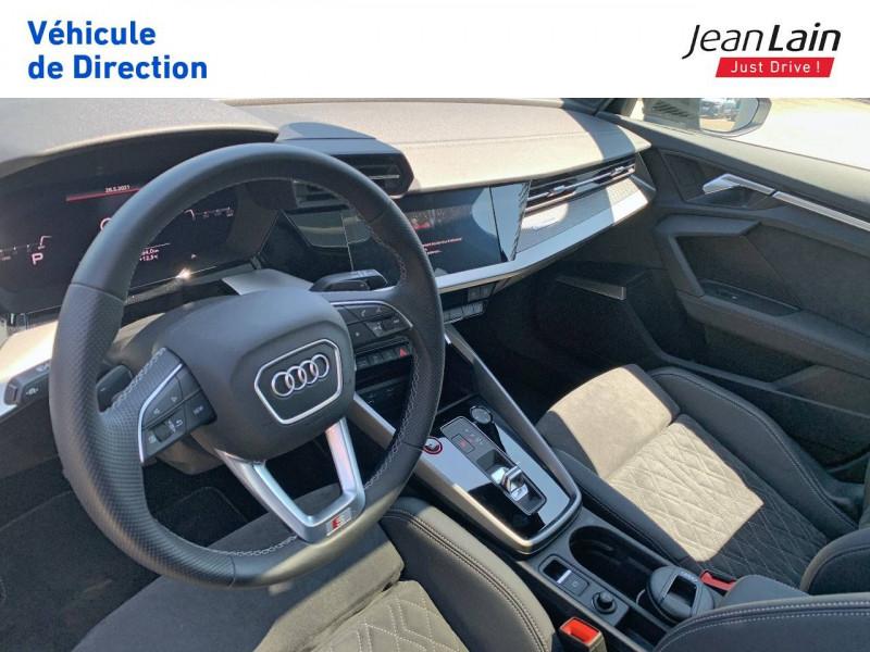 Audi S3 S3 Sportback 53 TFSI 310 S tronic 7 Quattro  5p Bleu occasion à La Motte-Servolex - photo n°11