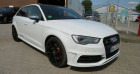Audi S3 SPORTBACK*B&O*TOIT PANO*LED*PACK NOIR* Blanc à Champ Sur Marne 77