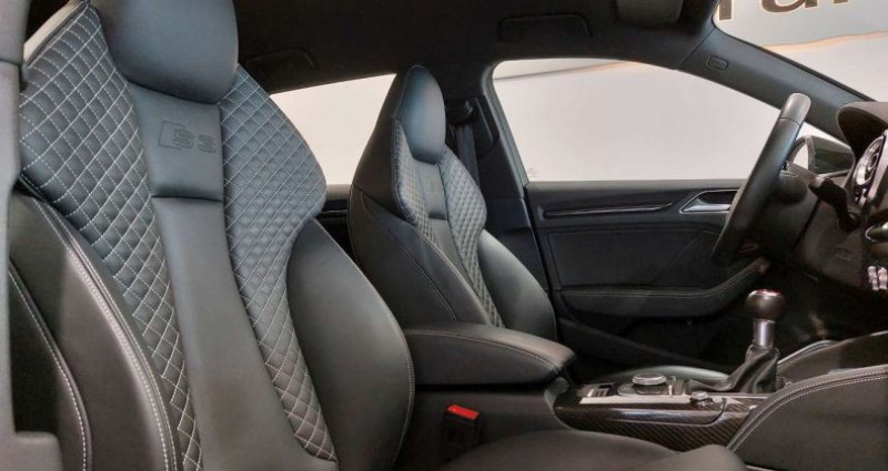 Audi S3 Sportback III 2.0 TFSI 300ch quattro  occasion à LANESTER - photo n°6