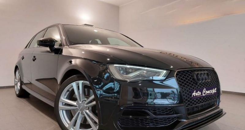 Audi S3 Sportback III 2.0 TFSI 300ch quattro  occasion à LANESTER - photo n°2