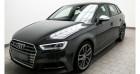 Audi S3 Sportback III 2.0 TFSI 310ch S TRONIC Gris à Boulogne-Billancourt 92