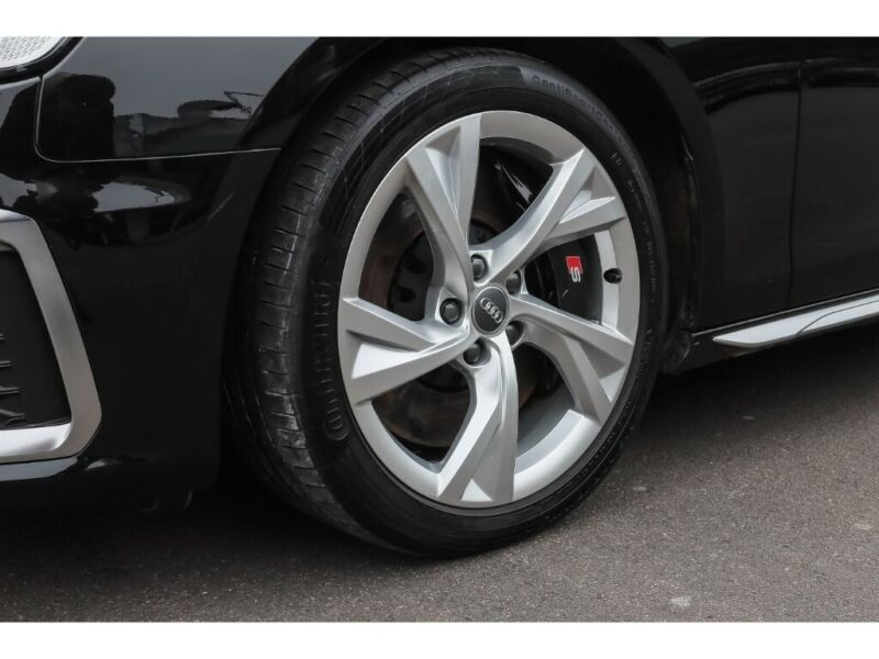 Audi S4 Avant 3.0 TDI 347CH QUATTRO TIPTRONIC 8 Noir occasion à Villenave-d'Ornon - photo n°5