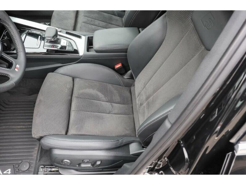 Audi S4 Avant 3.0 TDI 347CH QUATTRO TIPTRONIC 8 Noir occasion à Villenave-d'Ornon - photo n°8