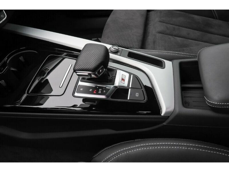Audi S4 Avant 3.0 TDI 347CH QUATTRO TIPTRONIC 8 Noir occasion à Villenave-d'Ornon - photo n°9