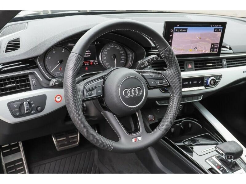 Audi S4 Avant 3.0 TDI 347CH QUATTRO TIPTRONIC 8 Noir occasion à Villenave-d'Ornon - photo n°7