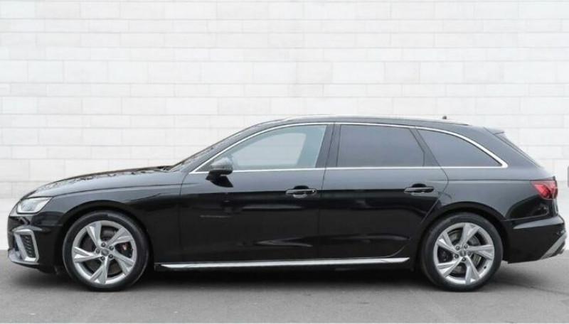 Audi S4 Avant 3.0 TDI 347CH QUATTRO TIPTRONIC 8 Noir occasion à Villenave-d'Ornon