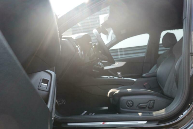 Audi S4 Avant 3.0 V6 TFSI 354CH QUATTRO TIPTRONIC 8 Noir occasion à Villenave-d'Ornon - photo n°8