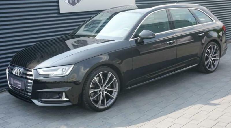 Audi S4 Avant 3.0 V6 TFSI 354CH QUATTRO TIPTRONIC 8 Noir occasion à Villenave-d'Ornon