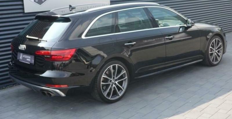 Audi S4 Avant 3.0 V6 TFSI 354CH QUATTRO TIPTRONIC 8 Noir occasion à Villenave-d'Ornon - photo n°7