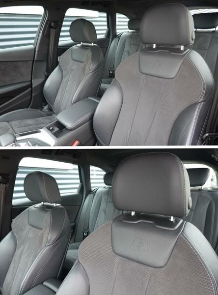 Audi S4 Avant 3.0 V6 TFSI 354CH QUATTRO TIPTRONIC 8 Noir occasion à Villenave-d'Ornon - photo n°9