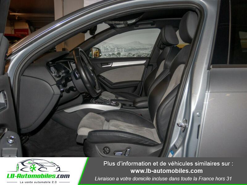 Audi S4 Avant V6 3.0 TFSI 333 / Quattro S-Tronic Argent occasion à Beaupuy - photo n°8