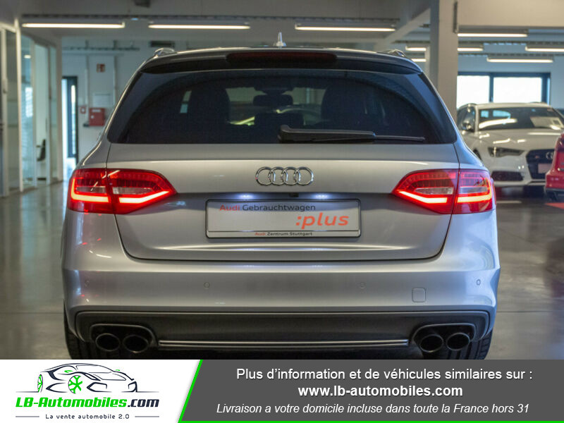 Audi S4 Avant V6 3.0 TFSI 333 / Quattro S-Tronic Argent occasion à Beaupuy - photo n°13