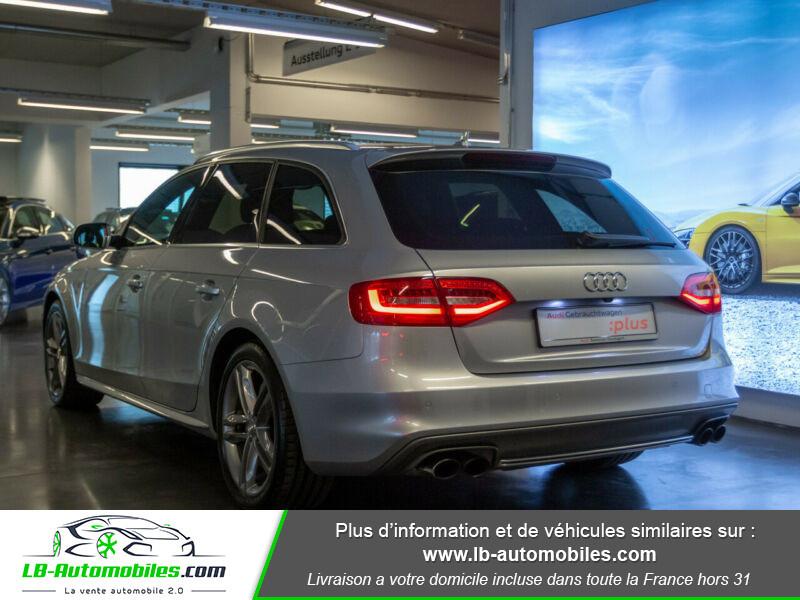 Audi S4 Avant V6 3.0 TFSI 333 / Quattro S-Tronic Argent occasion à Beaupuy - photo n°3