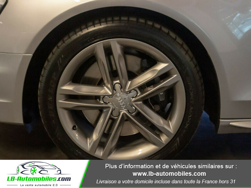 Audi S4 Avant V6 3.0 TFSI 333 / Quattro S-Tronic Argent occasion à Beaupuy - photo n°14