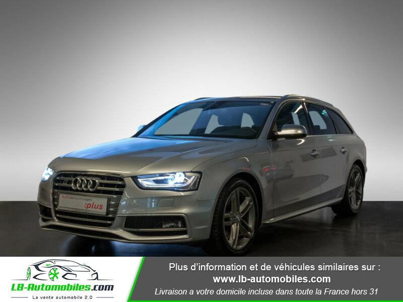 Audi S4 Avant V6 3.0 TFSI 333 / Quattro S-Tronic Argent occasion à Beaupuy