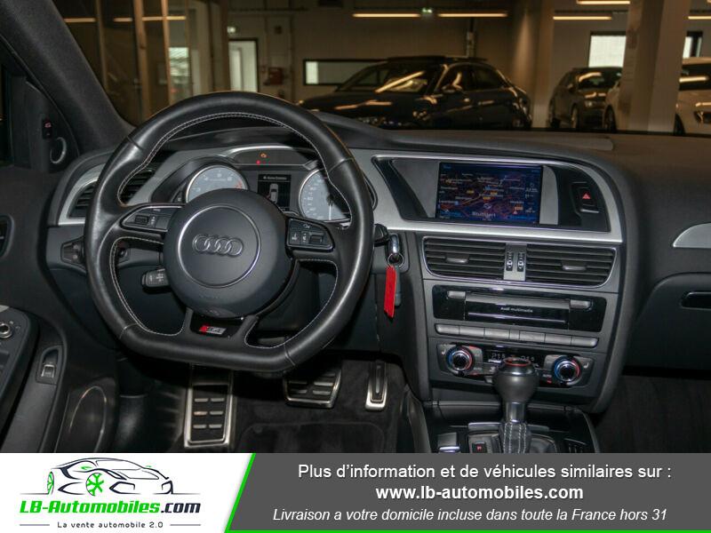 Audi S4 Avant V6 3.0 TFSI 333 / Quattro S-Tronic Argent occasion à Beaupuy - photo n°2