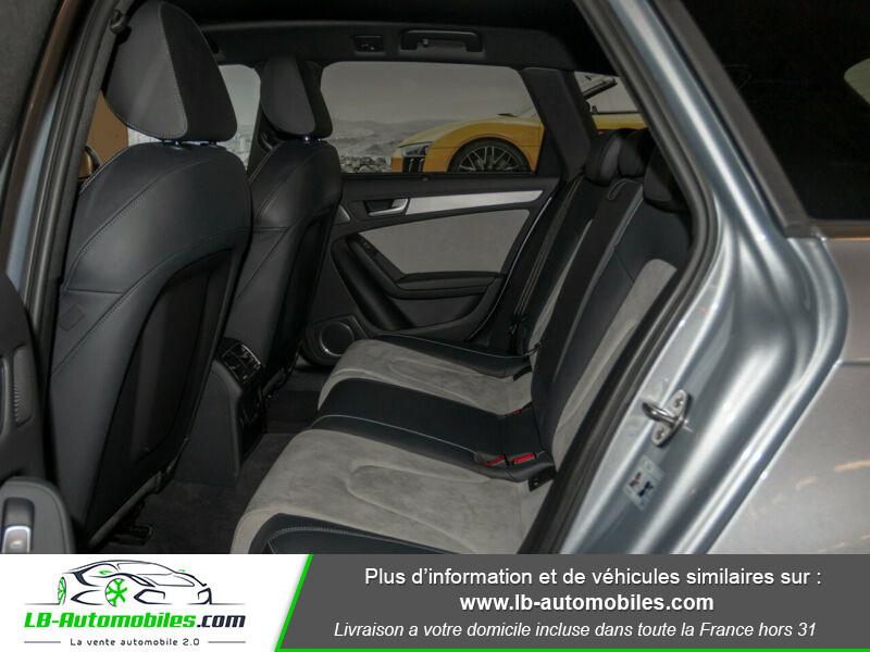 Audi S4 Avant V6 3.0 TFSI 333 / Quattro S-Tronic Argent occasion à Beaupuy - photo n°11