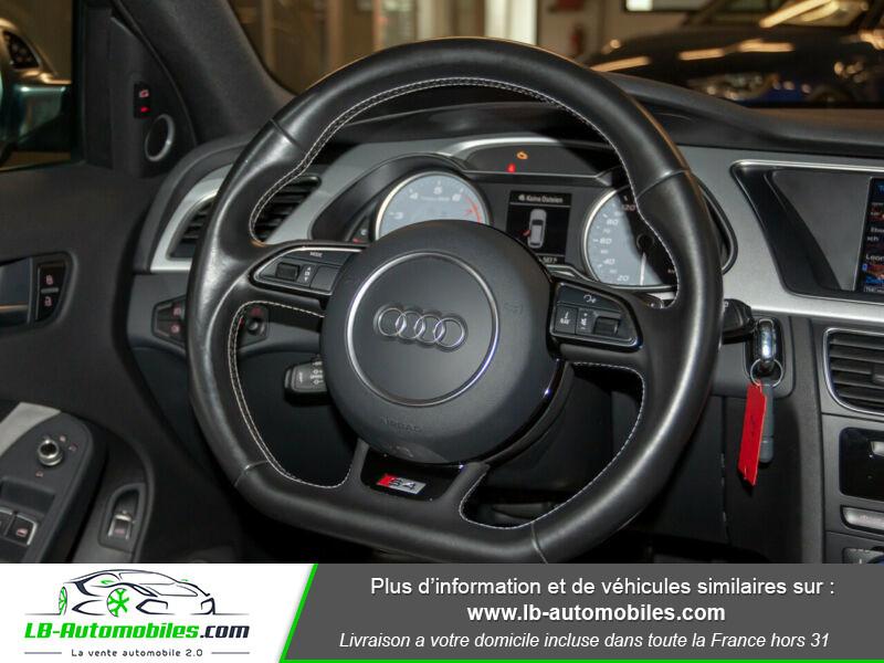 Audi S4 Avant V6 3.0 TFSI 333 / Quattro S-Tronic Argent occasion à Beaupuy - photo n°10