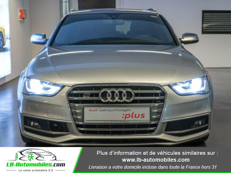 Audi S4 Avant V6 3.0 TFSI 333 / Quattro S-Tronic Argent occasion à Beaupuy - photo n°12