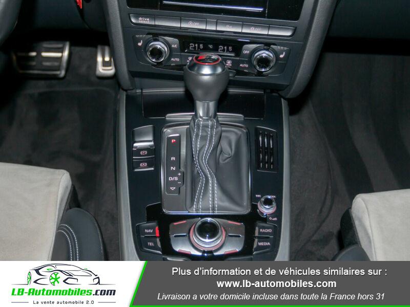 Audi S4 Avant V6 3.0 TFSI 333 / Quattro S-Tronic Argent occasion à Beaupuy - photo n°9