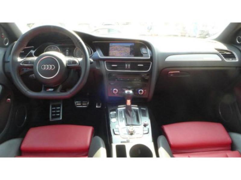Audi S4 3.0 TFSI 333 Noir occasion à Beaupuy