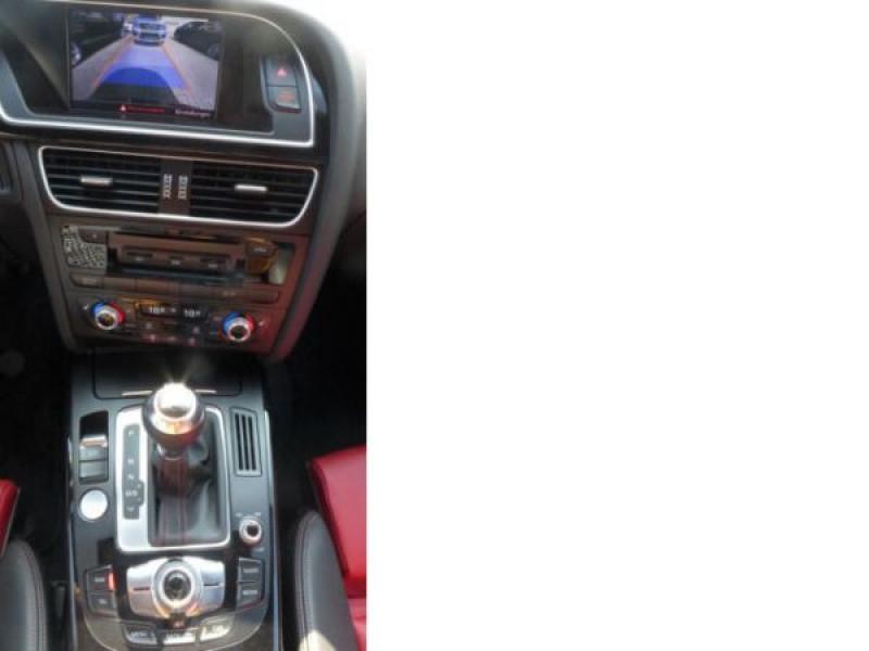 Audi S4 3.0 TFSI 333 Noir occasion à Beaupuy - photo n°5
