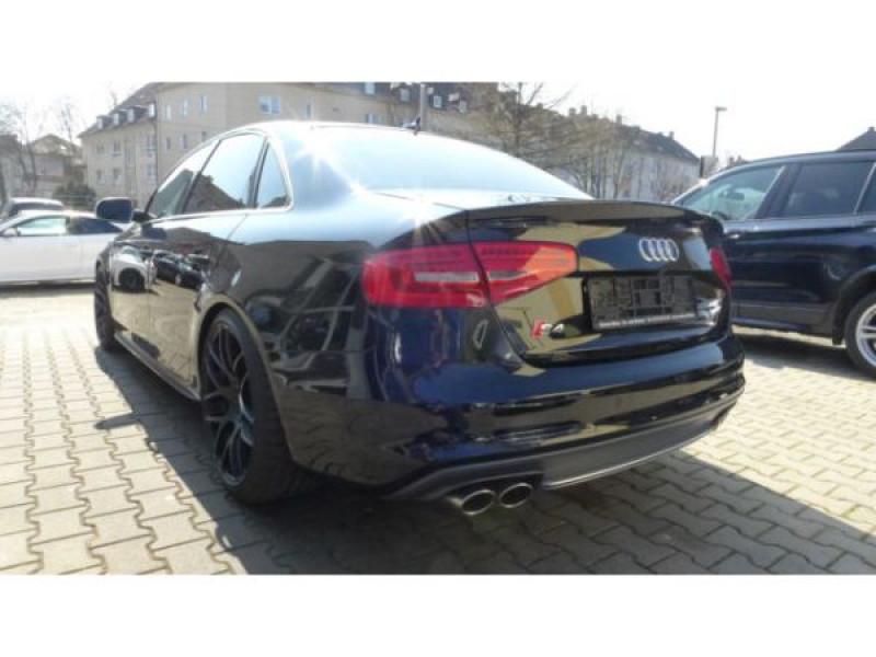 Audi S4 3.0 TFSI 333 Noir occasion à Beaupuy - photo n°2