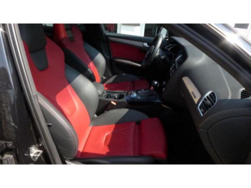 Audi S4 3.0 TFSI 333 Noir occasion à Beaupuy - photo n°4