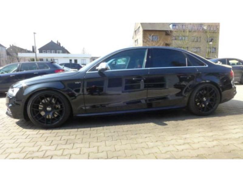 Audi S4 3.0 TFSI 333 Noir occasion à Beaupuy - photo n°8