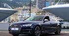 Audi S4 3.0 V6 TFSI 354ch quattro tiptronic 8 Bleu à MONACO 98