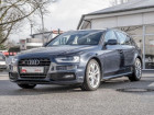 Audi S4 Avant 3.0 TFSI Quattro 333 Bleu à Beaupuy 31