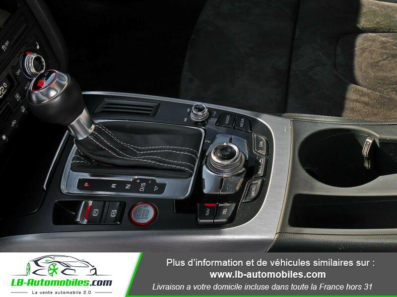 Audi S4 V6 3.0 TFSI 333 / Quattro S-Tronic Blanc occasion à Beaupuy - photo n°4
