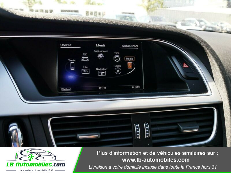 Audi S4 V6 3.0 TFSI 333 / Quattro S-Tronic Blanc occasion à Beaupuy - photo n°7